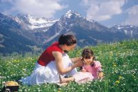 Wandern mit Kind und Kegel