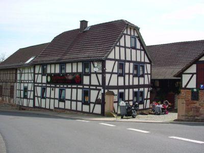 Mineralien- und Fossilien-Ausstellung in Ortenberg/Hessen