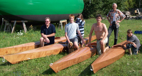 Holzboot selbst bauen