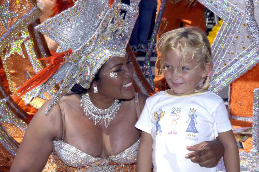 Karneval auf Aruba