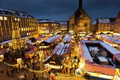 Weihnachtsmärkte in Deutschland 2014