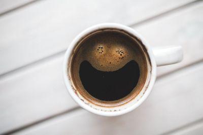 Koffein als Hirnnahrung: