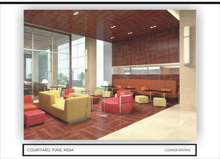 Courtyard Pune Hinjewadi Hotel in Indien eröffnet: