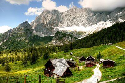 Schladming: Der Dachstein