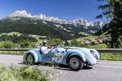 Der Klassiker unter den Oldtimer-Rallyes