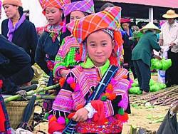 Entdecken und trekken in Vietnam