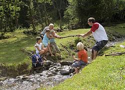 In den Herbstferien in die Berge am besten mit Family Tirol