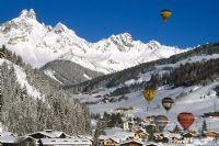 Winterurlaub zwischen Himmel und Piste