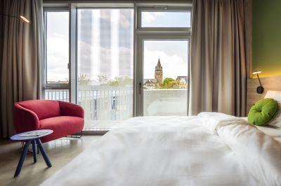 Koncept Hotel Josefine Köln eröffnet: