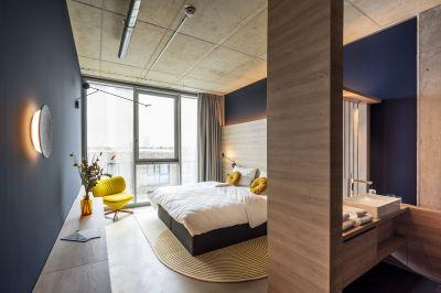 Drittes Koncept Hotel für Köln: