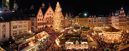 Weihnachtsmarkt Frankfurt  25.11. – 22.12.2009