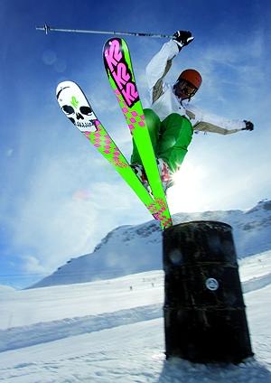 Freestyle, Fun & Frühling