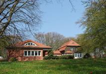 Gerhart-Hauptmann-Haus auf Hiddensee