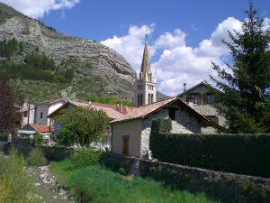 Verschwundene Dörfer der Haute Provence