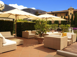 Juni-Angebot im Hotel Giardino/Lago Maggiore