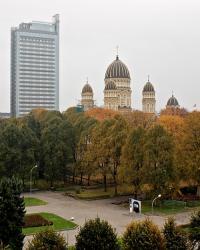 Reval rockt in Riga