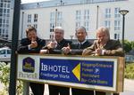 Best Western Premier IB Hotel Friedberger Warte, Frankfurt