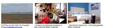 """""""Mein Inselhotel"""" für Crossgolfer"""