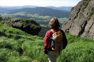 Fünf Naturparks und ein Nationalpark auf einen Streich