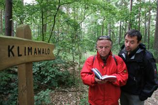 Am Tag des Baumes wachsen die Klimawälder in Mecklenburg-Vorpommern