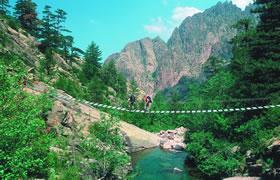 Korsikas Weitwanderweg und Montblanc-Rundweg