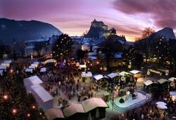 Im Ferienland Kufstein liegt Weihnachtszauber in der Luft