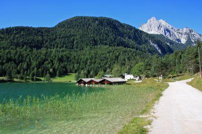 Seen in Südbayern