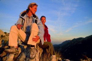 Wandern, Wellness, Wohlfühlen ...