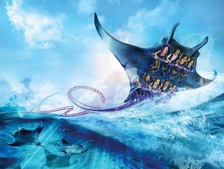 Neue Mega-Attraktion in SeaWorld Orlando: