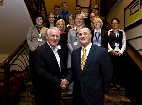 Marriott International in Europa mit neuer Führungsspitze: