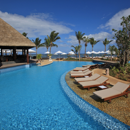 Fotos vom neuen Sugar Beach / Mauritius