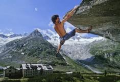 Rockfestival in Mayrhofen