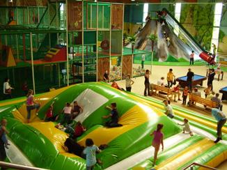 21. Februar: Indoor-Spielplatz  Mumpitz in Wismar