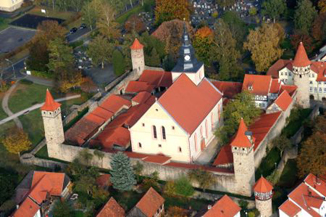 Per Fernrohr ins Mittelalter