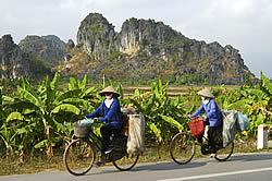 Vietnam mit dem Rad erfahren
