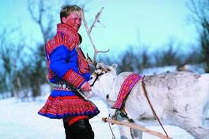 Es war einmal in Schwedisch-Lappland...