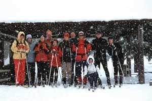 Wintererlebnisse der besonderen Art...