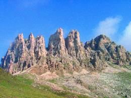 Das Alpenglühen hautnah erleben