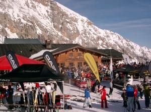 SchneeSTART auf Deutschlands höchstem Berg am 1. und 2. Dezember
