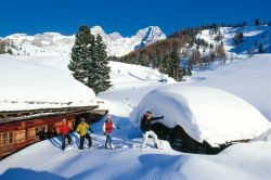 Skiurlaub für Genießer