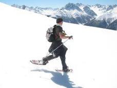 Winter aktiv in den Alpen