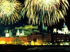 Silvester und Neujahr in Salzburg