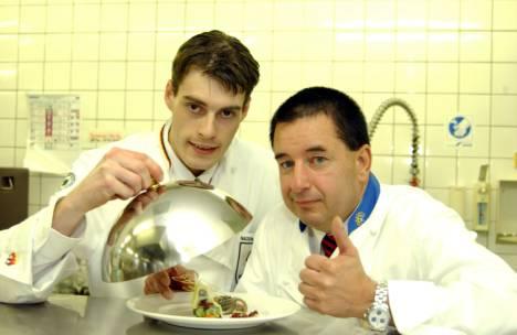 Neuer Spitzenkoch erweckt kulinarische Szene im Rhein-Main-Gebiet