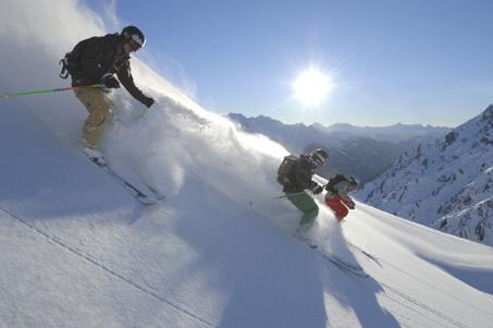 Sechs Monate Winterwelt mit sportlichen Highlights