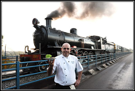 Sun International und der Royal Livingstone Express: