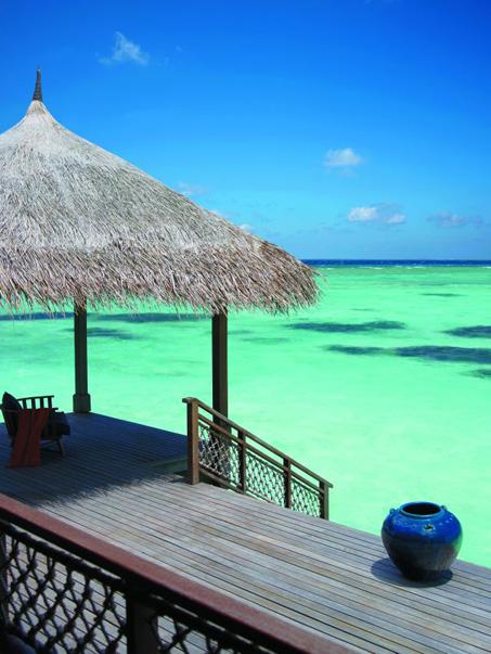 Shangri-La' s Villingili Resort and Spa, Malediven: