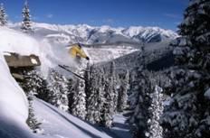 Leserbefragung des amerikanischen -Ski Magazine-
