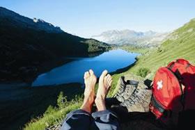 Zwei neue Trekkingreisen durch die Schweiz bei Wikinger individuell