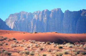 Wadis, Wüstenschlösser und Weltkultur