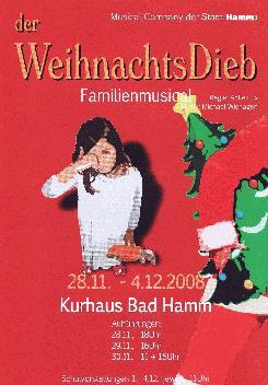 Stadt Hamm - Kann man Weihnachten einfach klauen?